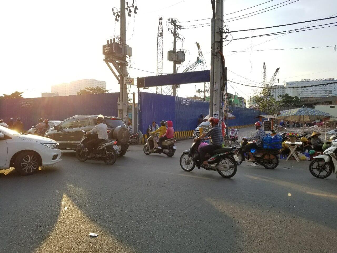 du an can ho cao oc van phong 152 dien bien phu
